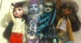 Vuestras fotos, vuestras historias: moda DIY by Sandra para sus Monster High