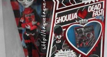 mi Ghoulia Yelps 2011 San Diego Comic Con (I): el tesoooro de mi colección Monster High!!!