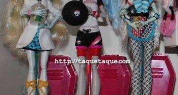 Que no panda el cúnico!!! Aún quedan Monster High fuera de España!!! (10): la colección Classroom Playset