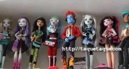 Que no panda el cúnico!!! Aún quedan Monster High fuera de España!!! (9): la colección School's Out (Al salir de clase)
