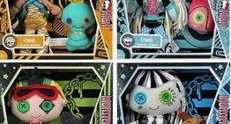 Que no panda el cúnico!!! Aún quedan Monster High fuera de España!!! (13): peluches