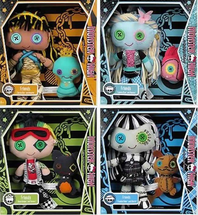 Monster High - Peluches