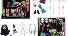 Los 2 packs básicos Create-A-Monster baratísimos en Amazon UK. No los dejes escapar!!!
