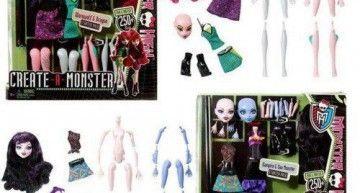Chollos: los 2 packs básicos Create-A-Monster a 17,99 libras en Amazon UK