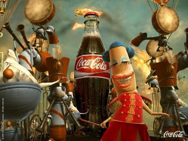 Coca-Cola - Felicidad