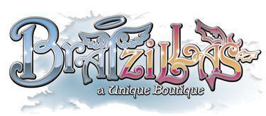 Bratzillas (logo de una tienda que se llama igual)