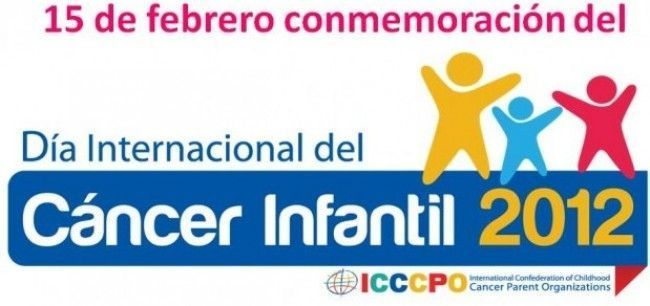 15 de febrero, Dia Internacional del Cáncer Infantil