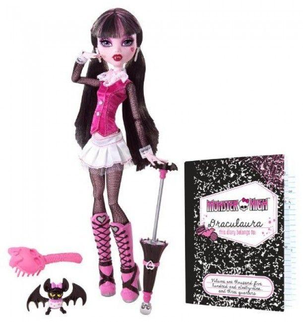 Monster High - la primera Draculaura (2010)