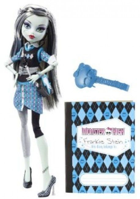 Monster HIgh - Frankie Stein School's Out