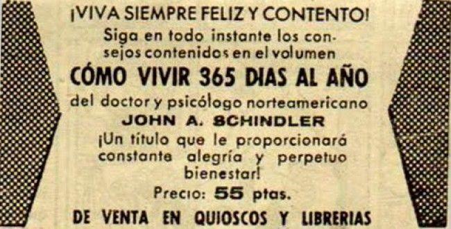 Publicidad publicada en DDT n 318 (20 de junio de 1957)