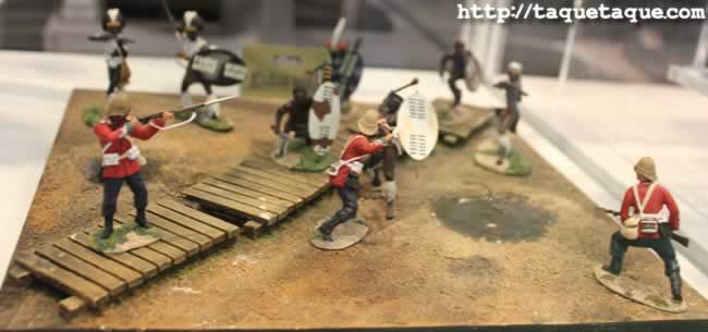 64º Feria Internacional del Juguete de Nüremberg (Alemania) - Miniaturas bélicas de época