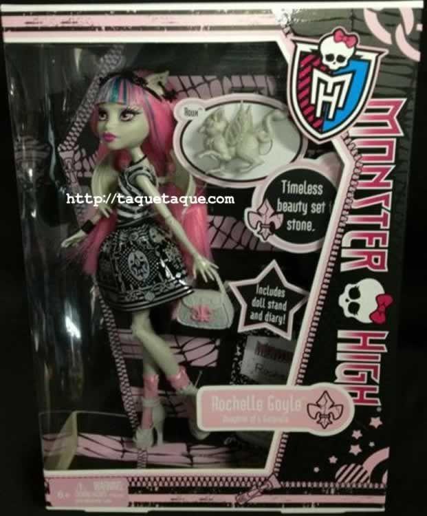 Monster High 2012 - Rochelle Goyle