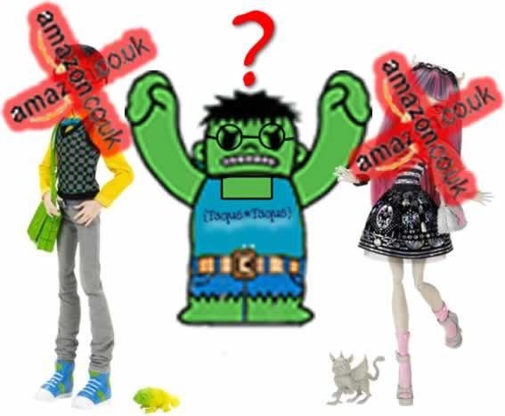 ¿Por qué Amazon.co.uk ha cancelado nuestras precompras de Rochelle Goyle y Jackson Jekyll?