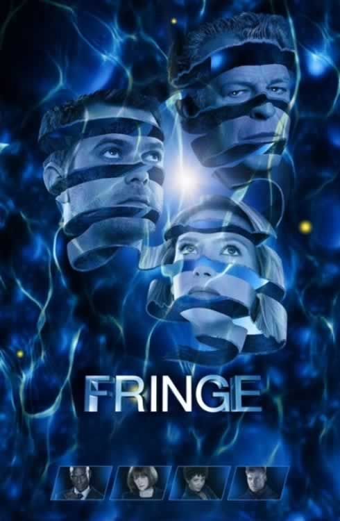 Fringe Temporada 4 - Póster promocional