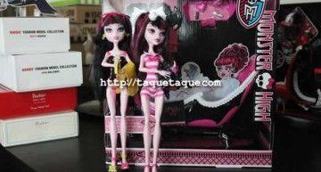 Monster High: novedades, novedades y más novedades… ¡¡¡Que lleguen poquito a poco, please!!! (3)