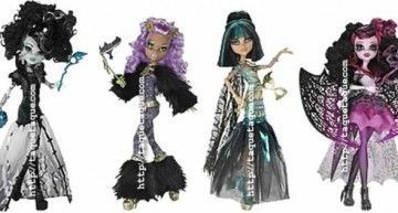Ghouls Rule!: Draculaura, Frankie, Clawdeen y Cleo ya han llegado a España, y a la tienda online de Toys 'R Us España