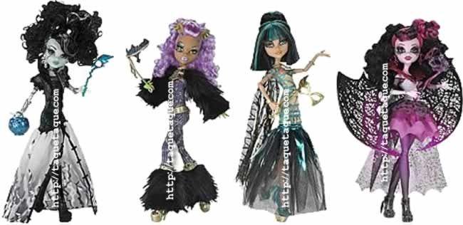 Monster High - Ghouls Rule!
