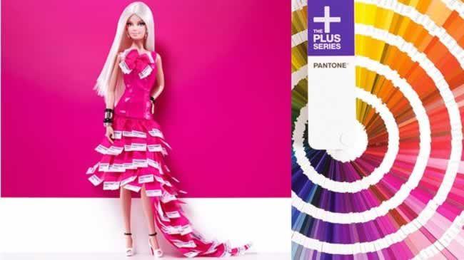 """El color """"Rosa Barbie"""" existe: el Pantone #219C"""