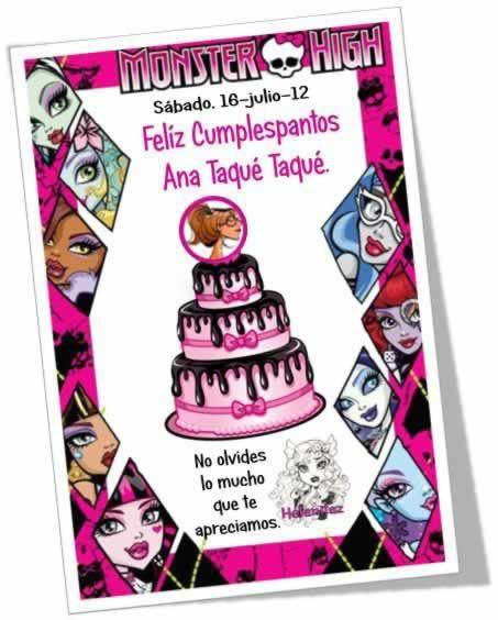 ¡¡¡¡Gracias, Helenitaz DIY Monster High!!!