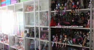 A ver Taqué-Taqué, aclárate, ¿cuál es tu muñeca favorita?