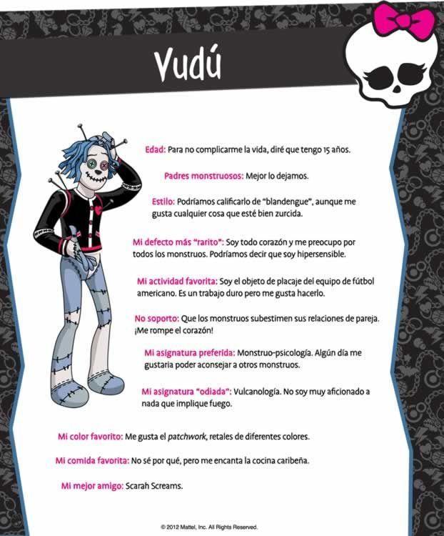 Monstruobloggeras - Biografía de Hoodude Voodoo