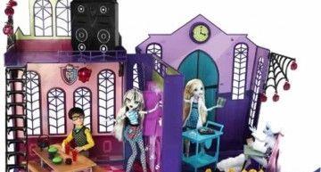 El Instituto Monster High a 92,85€ en Amazon España
