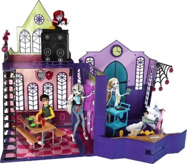 Instituto Monster High (muñecos no incluidos)