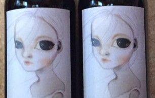 El vino inspirado en Blythe