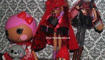 Mis Caperucitas Rojas (mi colección)