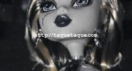 Mi Monster High SDCC (San Diego Comic Con) 2010: Frankie Stein Black & White edition
