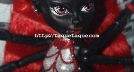 Mi Monster High SDCC 2013: Webarella – Wydona Spider