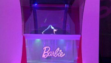 New York Toy Fair 2017: Mattel convierte a Barbie en holograma