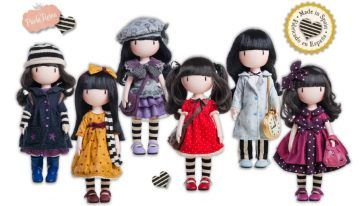 ¿Qué son las muñecas Gorjuss?