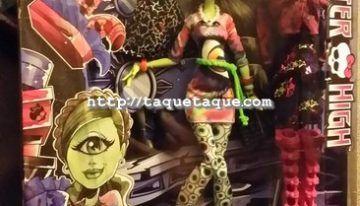 Iris Clops ya está en mi colección Monster High
