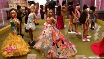 #ExpoBarbieMadrid (I): Barbie a través del Tiempo