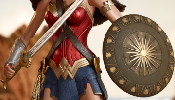 Barbie Wonder Woman: las muñecas de la superheroína del año